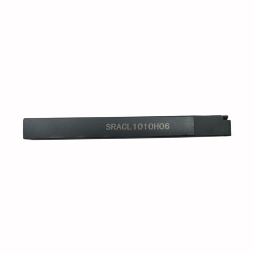 SRACL1010H06 10mm×100mm lathe turning tool holders for R3 RCGT RCMW 0602MO