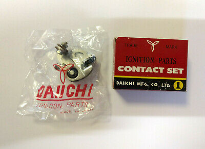 Yamaha Contact Breaker Point 1A0-81621-20 RD400 76 77 78 Daiichi Japan NEW