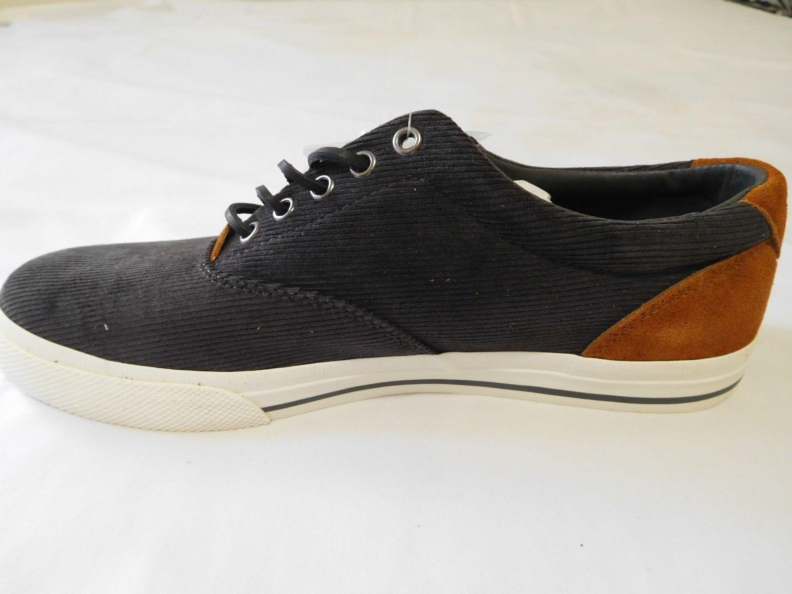 Ralph Lauren Vaughn Corduroy Sneaker Pair NEW 11.5 MenWomenStyles