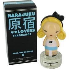 Harajuku Lovers G Eau de Toilette Perfume 1oz EDT Gwen Stefani RARE New in BOX