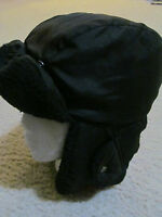 Air Jordan Youth/child 8-20 Sherpa Lined Winter Hat Jab Dynasty Trooper Cap