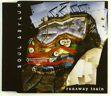 Maxi CD - Soul Asylum  - Runaway Train - A4261