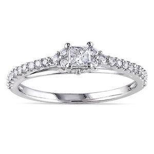 10k-White-Gold-1-2-ct-TDW-Princess-and-Round-Diamond-Engagement-Ring-G-H-I2-I3