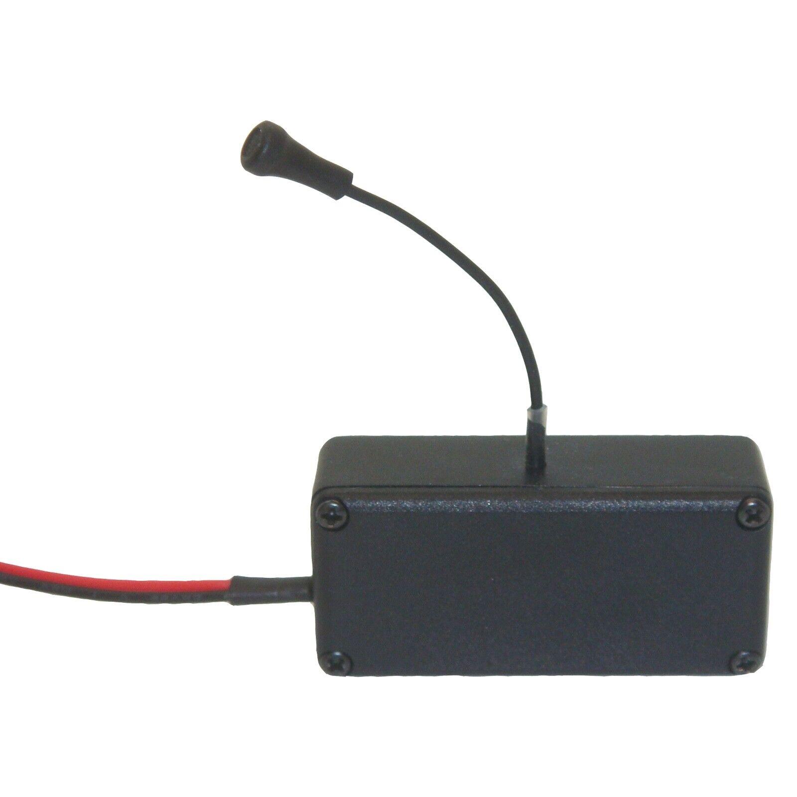 230v Ac Power Inalámbrico Gsm Espía Audio Escucha Bug con Externo Micrófono