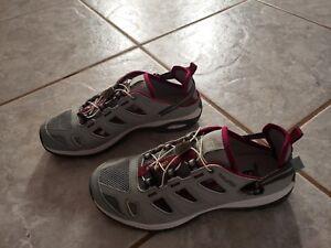 Details about Salomon Women's Ellipse Cabrio Outdoor Sandal Size 9.5