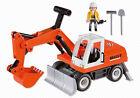 Playmobil® City Action Schaufelbagger mit Räumschild 6860