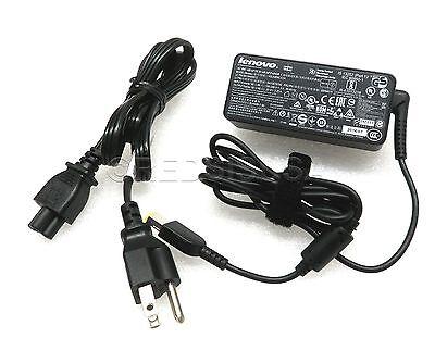Lenovo Genuine Charger AC Adapter Power Supply 20V 2.25A 45W ADLX45NCC3A ER*