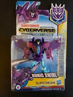 Transformers Cyberverse Slipstream Sonic Swirl Power Of The Spark