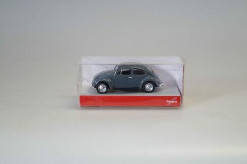 1:87 Herpa 022361 VW Käfer grau neuw.//ovp