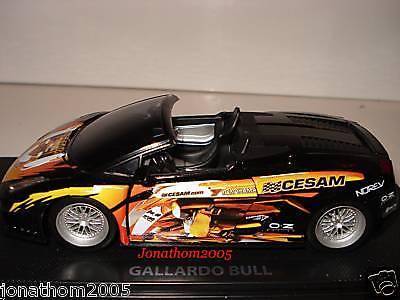 100% Wahr Norev Lamborghini Gallardo Bull Gti Tuner Sesam In Der 1/32°