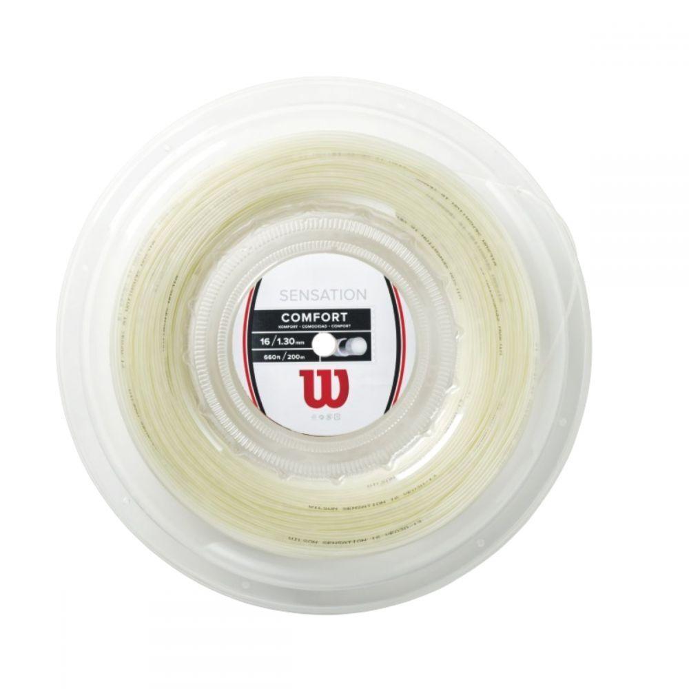 Wilson Sensation Saitenrolle 1.25 1.25 1.25 1.30 1.35 200m NEU bf71c2