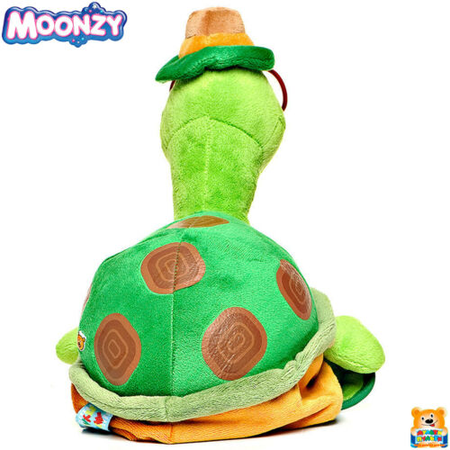 "10/"" Song /& Phrases MULTI PULTI MOTYA Moonzy Russian Toy Talking Plush"
