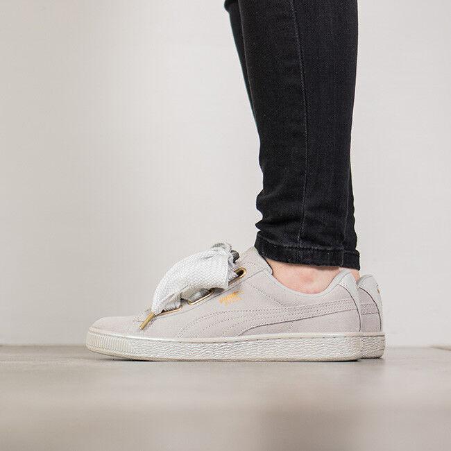Para Para Para mujeres Zapatos Tenis Puma Gamuza Corazón Satinado  ventas en línea de venta