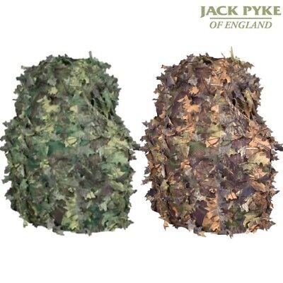 JACK PYKE LLCS RUCKSACK COVER UP TO 65 LITRE BERGEN GHILLIE LEAVES CONCEALMENT
