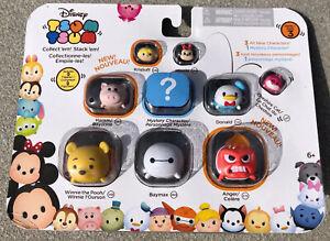 Disney-Tsum-Tsum-Series-3-New-Unopened-9-Figures-Winnie-the-Pooh-Donald-More