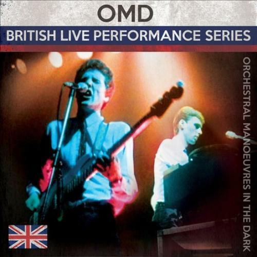 ORCHESTRAL MANOEUVRES IN THE DARK (O.M.D.) - BRITISH LIVE PERFORMANCE SERIES [EP