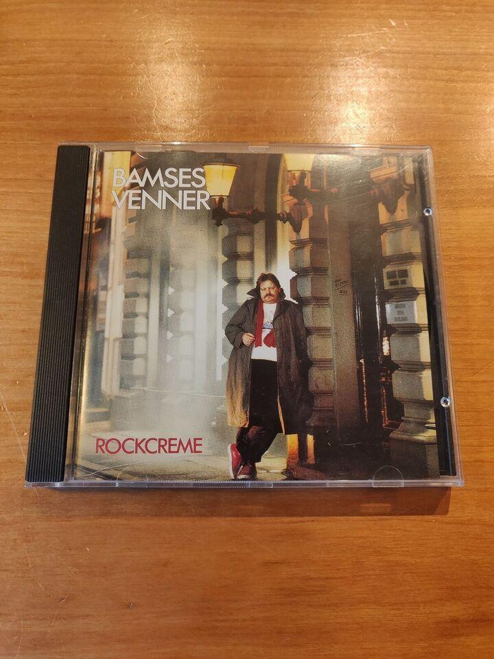 Bamses Venner: Rockcreme, rock