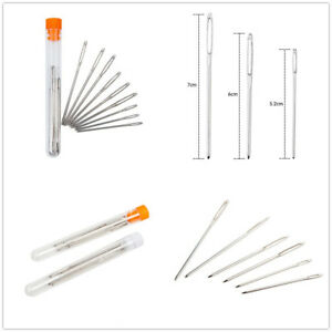 Sewing-Tools-Stainless-Steel-Knitting-Yarn-Blunt-Needles-9pcs-set-3-Sizes