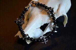 Totenkopfarmband JOLLY ROGERS Skull Totenkopf Armband bracelet Pirat