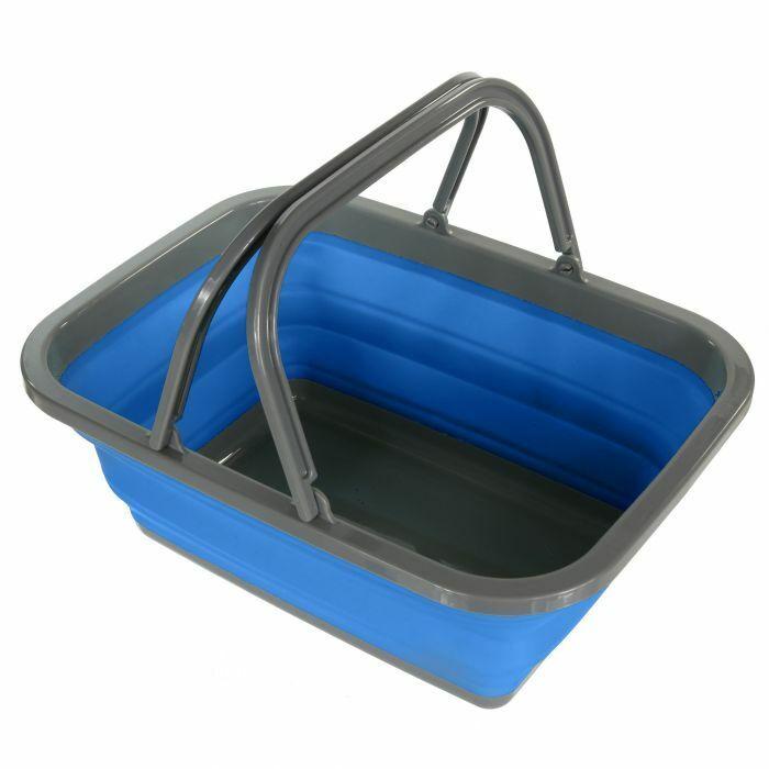 Regatta Folding Bowl Folding Dish Bowl nur 4,5cm HOHER NEU RRP 24,95