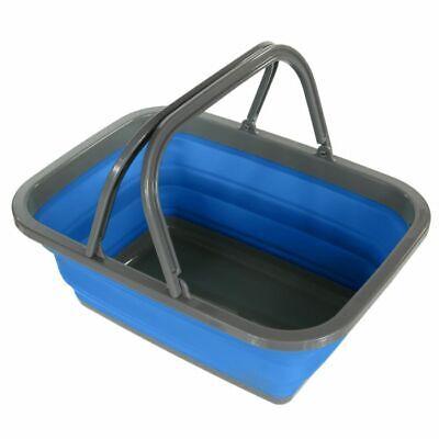 Regatta Faltschüssel Faltkorb Spülschüssel Gefalten Nur 4,5cm Hoch Neu Uvp 24,95 Camping-küchenbedarf Sport