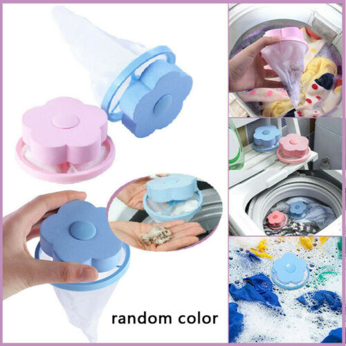 Filter Bag Floating Lint Hair Catcher Remover Washing Machine Strainer Tools