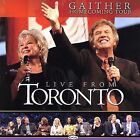 Live from Toronto by Bill Gaither (Gospel) (CD, Feb-2006, Gaither Music Group)
