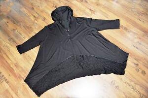 Lagenlook Lagenlook A A big line jacket 45qfPfUdwg