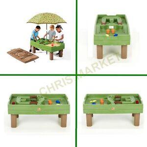 Step  Naturally Playful Sand Water Center