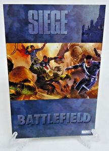 Siege-Battlefield-Spider-Man-Loki-Marvel-Comics-TPB-Trade-Paperback-Brand-New