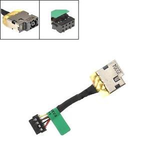 HP-Pavilion-15-n267sa-DC-en-el-enchufe-de-la-Toma-conector-del-Cable-cargador