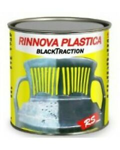 RINNOVA-PLASTICA-VERNICI-PVC-E-GOMMA-BLACKTRACTION-RS-TRASPARENTE-100-ML