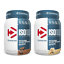 thumbnail 1 - 2 x DYMATIZE ISO 100. 100% Hydrolyzed Whey Protein Isolate 1.6 lbs (725 g)