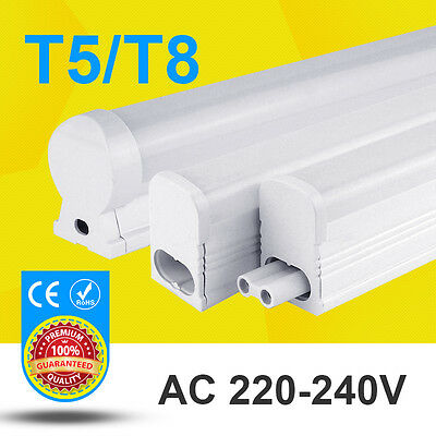 LED Tube T8 T5 10W 6W Lamp 220V Led Wall Lamp Cold White Led Fluorescent Neon