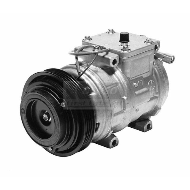 DENSO Premium 471-1250 New Compressor And Clutch 12 Month 12,000 Mile Warranty