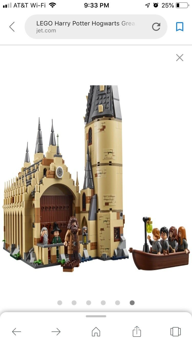 GREAT FOR EASTER  Lego Harry Harry Harry Potter Hogwarts Great Hall 4a76a7