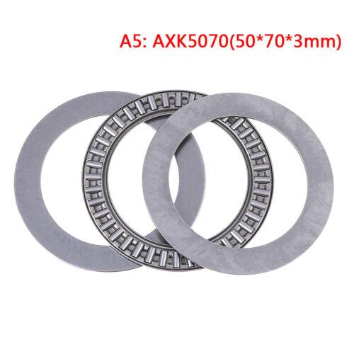 AXK series axial needle roller thrust bearings with two*washers AXK3047-AXK75 ER