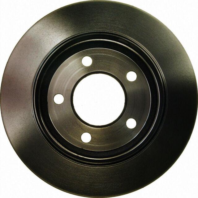 Disc Brake Rotor Rear Wagner Bd125306 For Sale Online Ebay