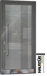 aluminium haust r glas t r alu haust ren nach ma mod ht 5493 gla nach ma ebay. Black Bedroom Furniture Sets. Home Design Ideas