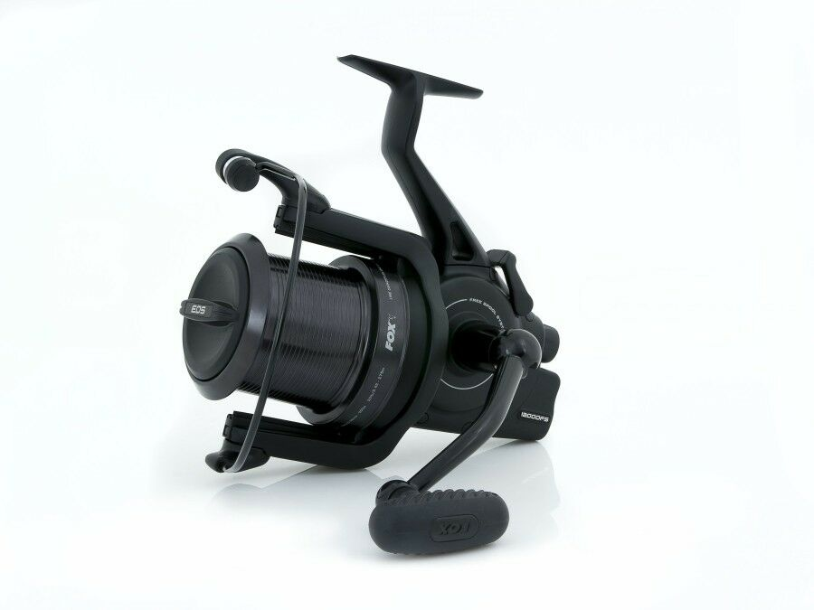 Fox EOS  12000FS  carp reel with free spool system