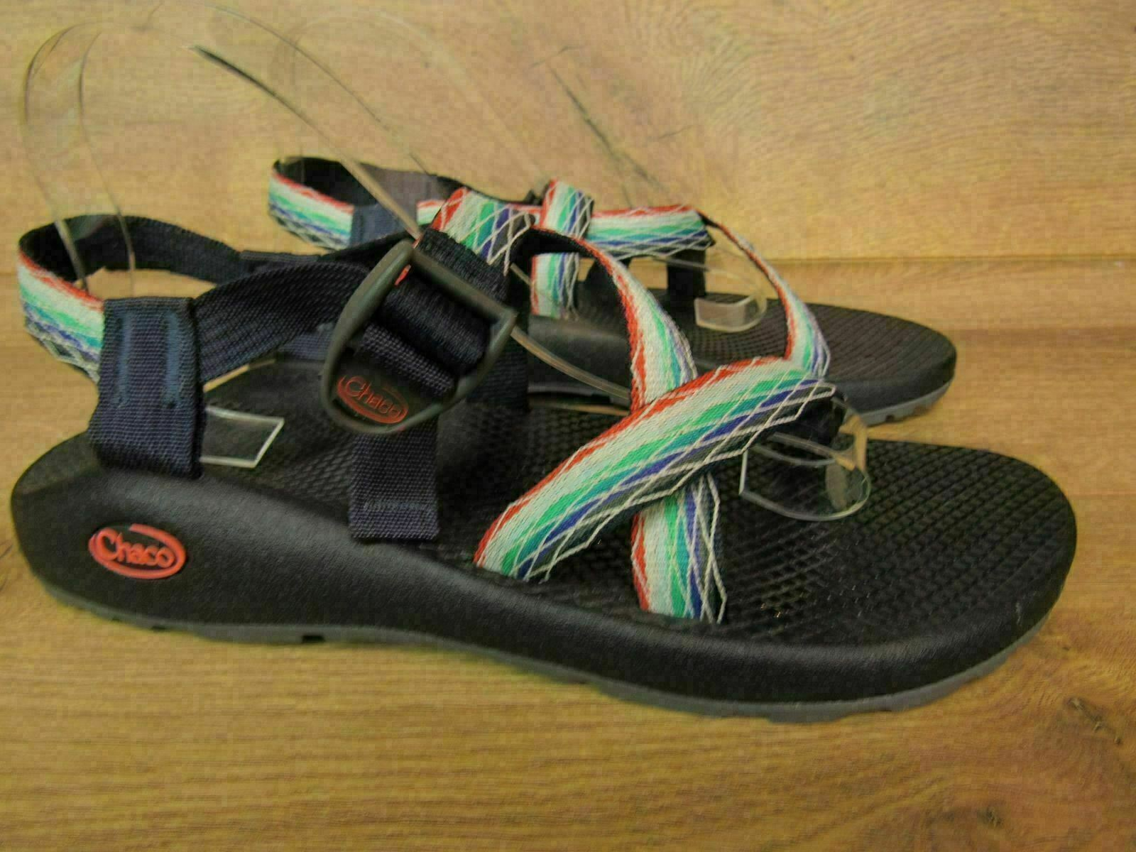 Chaco Rainbow Womens Sandals Size 11