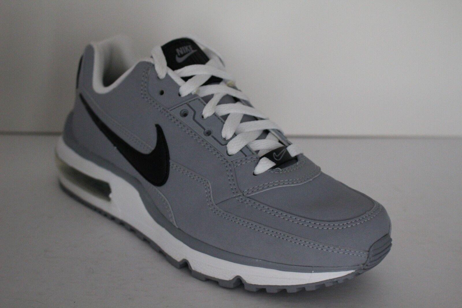 Nike STEALTH Air Max LTD VINTAGE Retro Rare Men's Sz 8 Running scarpe 311000 002