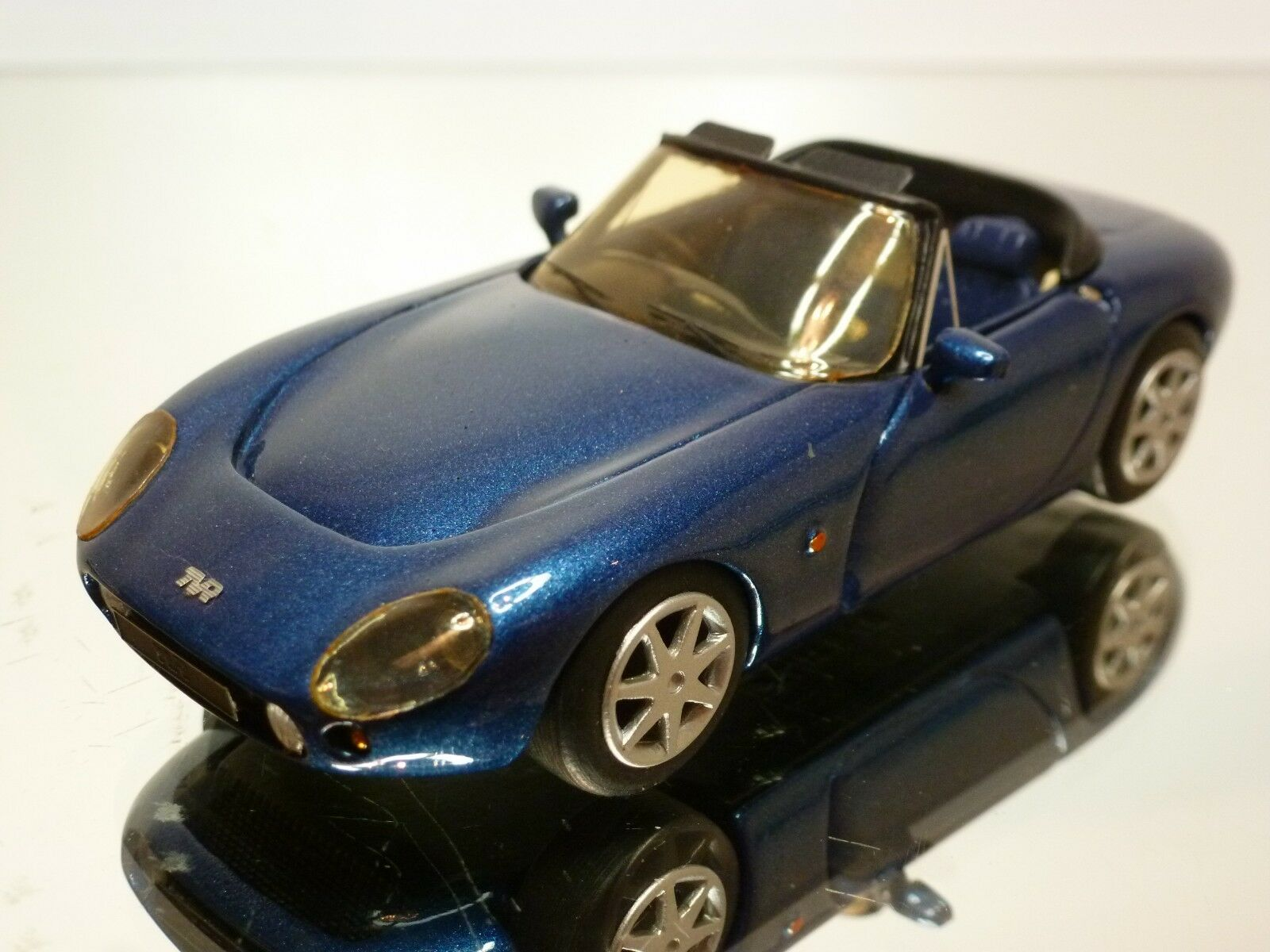 SMTS CL55 TVR GRIFFITH - Azul METALLIC 143 RARE - EXCELLENT CONDITION -12/14