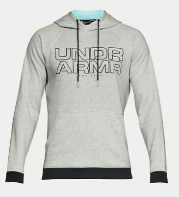 Hombre Under Armour Athlete Recovery Fleece Graphic Sudadera