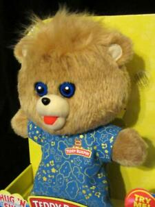 NEW TEDDY RUXPIN SINGS LULLABIES SONGS