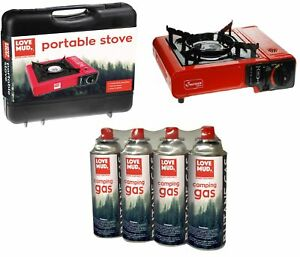 Portable-Camping-Gas-Stove-Single-Burner-butane-Cooker-BBQ-Outdoor-Travel-Case