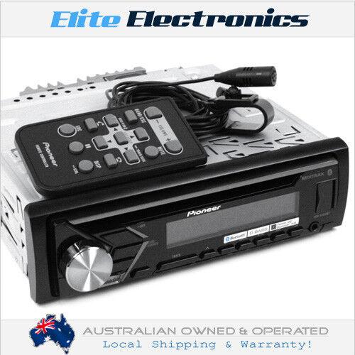 PIONEER DEH-S4050BT DUAL BLUETOOTH CD USB RECEIVER W// SIRI EYES /& ANDROID MP3