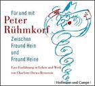 Peter Rühmkorf - Zwischen Freund Hein und Freund Heine (2009)
