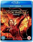 The Hunger Games Mockingjay Part 2 Blu-ray 2015