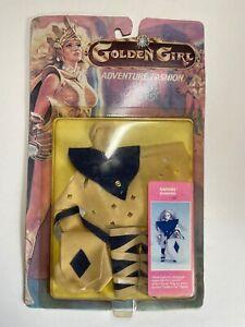 GALOOB GOLDEN GIRL ADVENTURE FASHION FOREST FANTASY SAPHIRE NEW NEUF